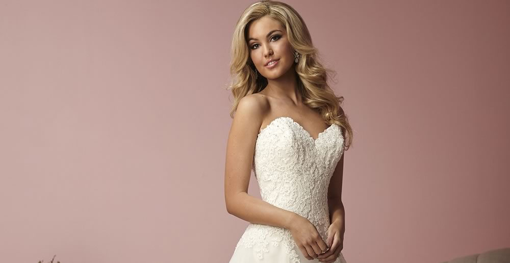 Wedding Dress range increased!<br />New wedding dresses and brands now in stock from as little £599